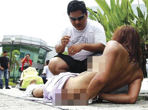 Berbogel Di Lebuh Raya Duta-Ulu Klang (Duke)