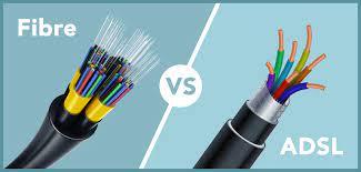 Adsl Vs Fiber Optics: How Each Technology Works